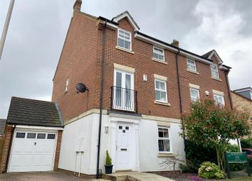 Thumbnail Semi-detached house for sale in Sandleford Lane, Greenham, Thatcham