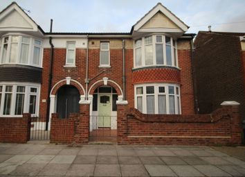 Thumbnail 3 bed terraced house to rent in Madeira Road, Portsmouth