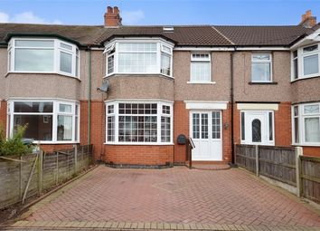Thumbnail 4 bedroom terraced house for sale in St Christians Road, Cheylesmore, Coventry, West Midlands