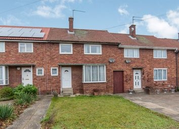 Thumbnail 3 bed terraced house for sale in Severn Road, Bury St. Edmunds