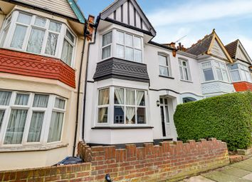 Thumbnail 3 bed terraced house for sale in Hildaville Drive, Westcliff-On-Sea