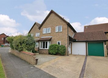 Thumbnail 3 bedroom detached house for sale in Mendip Road, Duston, Northampton