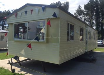 Thumbnail 3 bed mobile/park home for sale in Alberta Holiday Park, Faversham Road, Whitstable