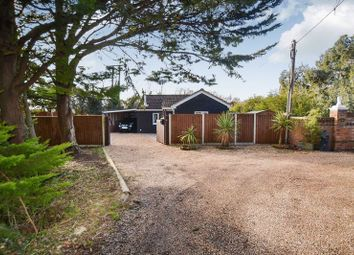 Thumbnail 2 bed detached bungalow for sale in Clacton Road, Weeley Heath, Clacton-On-Sea