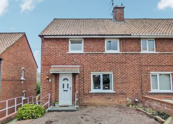 Thumbnail 3 bed semi-detached house for sale in Postern Crescent, Morpeth