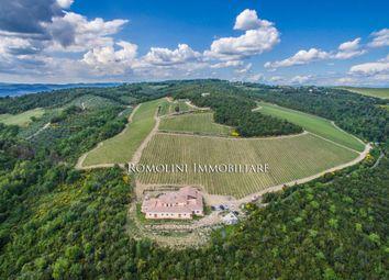 Thumbnail Farm for sale in Murlo, Tuscany, Italy
