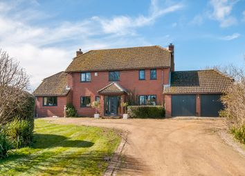 Thumbnail 6 bed detached house for sale in Trampers Lane, North Boarhunt, Fareham