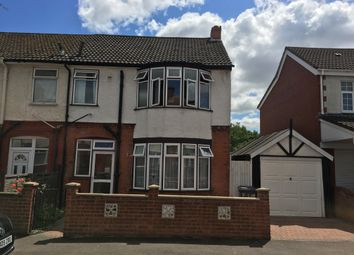 Thumbnail 3 bedroom semi-detached house to rent in Ascot Rd, Luton