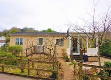 Thumbnail 1 bed mobile/park home for sale in Cosawes Park Homes, Truro