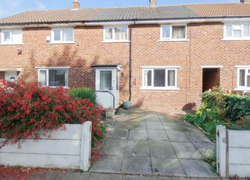 3 bed terraced house for sale in Boddington Road, Eccles, Manchester M30