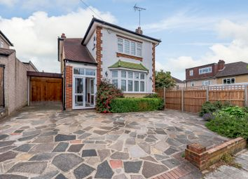Thumbnail 3 bed detached house for sale in Tewkesbury Avenue, Pinner, Middlesex