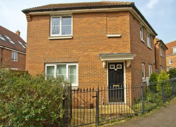 Thumbnail 3 bedroom detached house for sale in Cabinet Close, Dereham