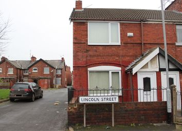 Thumbnail 2 bed end terrace house to rent in Lincoln Street, Maltby, Rotherham, South Yorkshire, UK