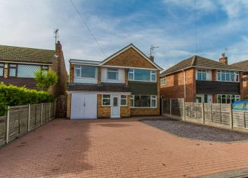Thumbnail 4 bed detached house for sale in The Fleet, Stoney Stanton
