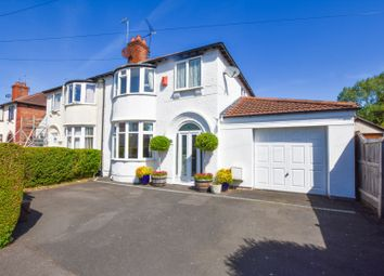 Thumbnail 3 bed semi-detached house for sale in Totland Grove, Newton, Chester