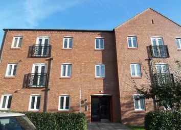 Thumbnail 2 bed flat to rent in Anson Close, Grantham