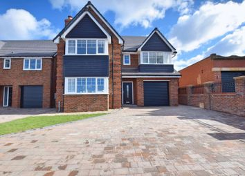 Thumbnail 5 bedroom detached house for sale in Old Crow Hall Lane, Cramlington