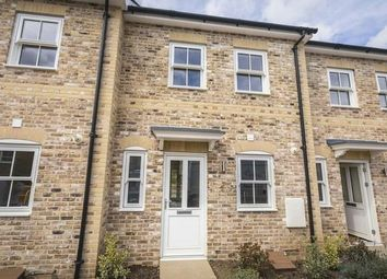 Thumbnail 3 bed terraced house for sale in Molewood Road, Hertford
