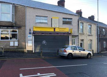 Thumbnail Retail premises for sale in Llangyfelach Road, Brynhyfryd, Swansea