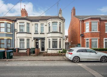 Thumbnail 4 bed end terrace house for sale in Widdrington Road, Coventry