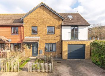 Thumbnail 4 bed semi-detached house for sale in The Halliards, Walton-On-Thames