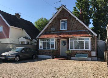 Thumbnail 4 bed detached house for sale in Hewarts Lane, Rose Green, Bognor Regis, West Sussex
