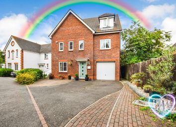 Thumbnail 5 bed detached house for sale in Harvest Way, Heybridge, Maldon