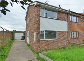 Thumbnail 3 bed semi-detached house to rent in Allensmore Avenue, Fenton, Stoke-On-Trent