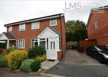 Thumbnail 3 bed semi-detached house to rent in The Maples, Winsford
