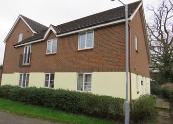 Thumbnail 2 bed flat for sale in Abbey Road, Wymondham