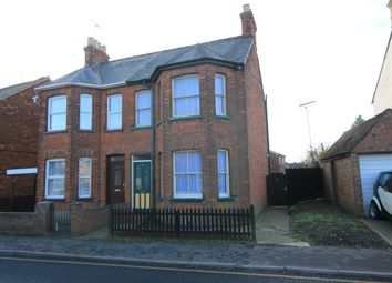 Thumbnail 3 bed semi-detached house for sale in Fishers Green Road, Stevenage
