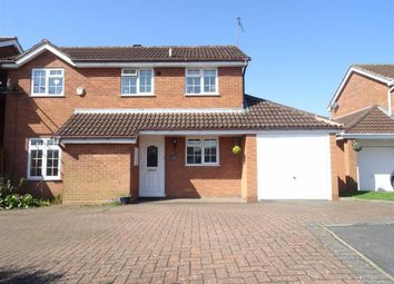 Thumbnail 5 bed detached house for sale in Wendover Drive, Hinckley