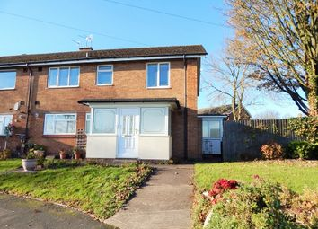 Thumbnail 2 bed maisonette for sale in Hospital Road, Burntwood