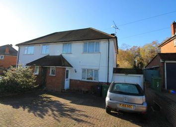 Thumbnail 3 bed semi-detached house for sale in Frimley, Camberley, Surrey