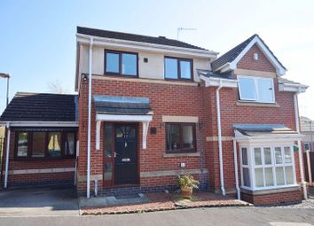 Thumbnail 2 bed semi-detached house for sale in Shakespeare Close, Milton, Stoke-On-Trent