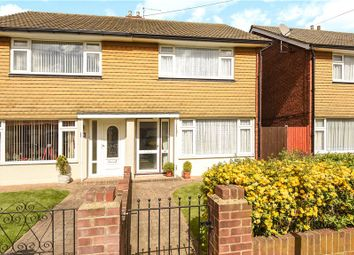 Thumbnail 3 bed semi-detached house for sale in Chesterfield Road, Ashford, Surrey