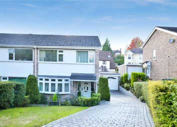 Thumbnail 3 bed semi-detached house for sale in Keyberry Close, Newton Abbot, Devon