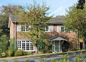 Thumbnail 5 bed detached house for sale in Milton Gardens, Wokingham
