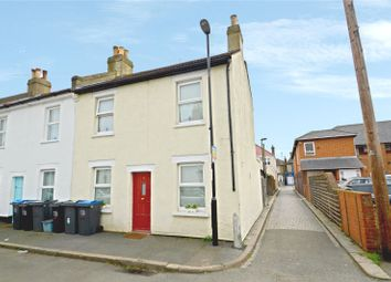 Thumbnail 2 bed end terrace house for sale in Dickenson's Place, Woodside, Croydon