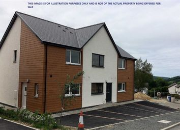 Thumbnail 2 bedroom semi-detached house for sale in Ger-Y-Cwm Development, Aberystwyth, Ceredigion