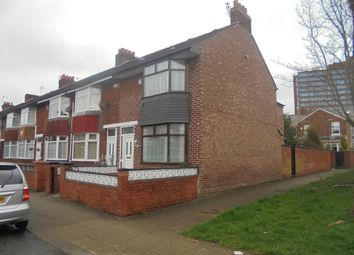 Thumbnail 4 bed end terrace house for sale in Humphrey Road, Manchester