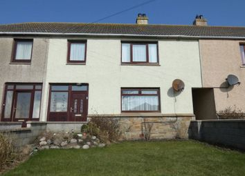Thumbnail 3 bed terraced house for sale in School Place, Forss, Thurso