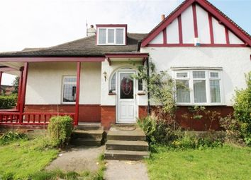 Thumbnail 3 bed detached house for sale in Swinnow Drive, Bramley, Leeds