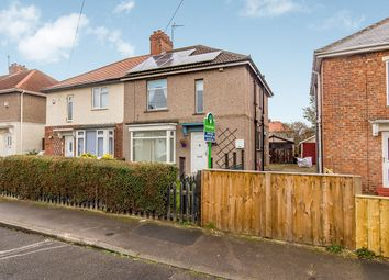 Thumbnail 3 bed semi-detached house for sale in Hury Road, Norton, Stockton-On-Tees
