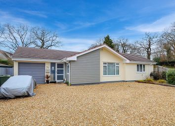 4 bed bungalow for sale in South Western Crescent, Whitecliff, Poole, Dorset BH14