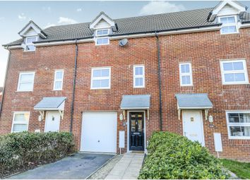 Thumbnail 3 bed town house for sale in Wellstead Way, Hedge End, Southampton