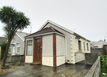 Thumbnail 2 bed detached bungalow for sale in Derwent Street, Llanelli, Carmarthenshire