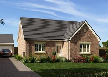 Thumbnail 3 bed detached bungalow for sale in Christophers Meadow, West Butterwick, Scunthorpe