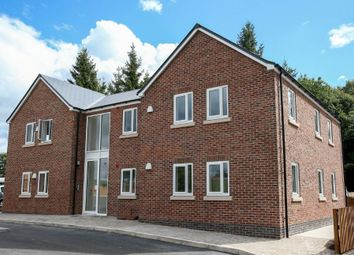 Thumbnail 2 bed flat for sale in Ainsworth Lane, Crowton, Northwich
