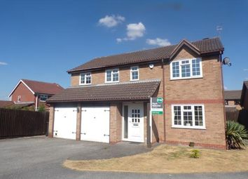 Thumbnail 4 bed detached house for sale in Thurlow Close, Atherstone